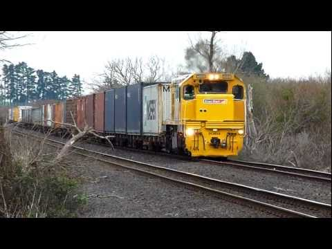 Train 230 near Mercer