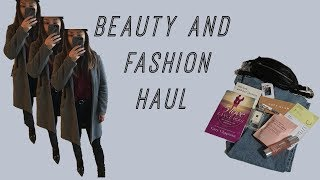 Urban Outfitter, Sephora, Soko Glam || Beauty and Fashion Haul