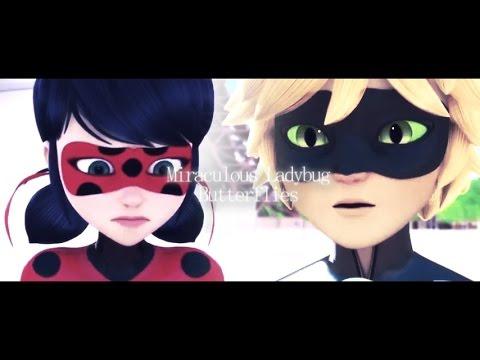 Butterflies || Miraculous Ladybug MV