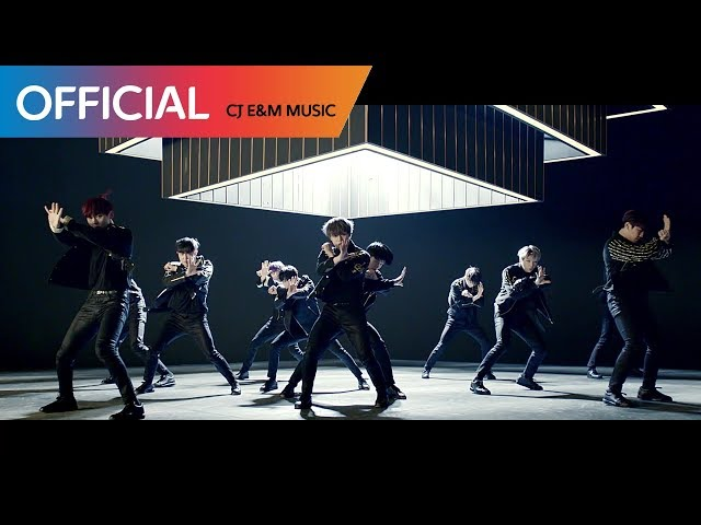 Lirik Lagu Wanna One - Boomerang