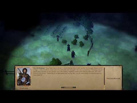 Pathfinder: Kingmaker - Errand Mushrooms from the Mud Bowl - YouTube