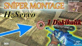 Efsane 1 Dakikalık Sniper Montage HzServo Wolfteam