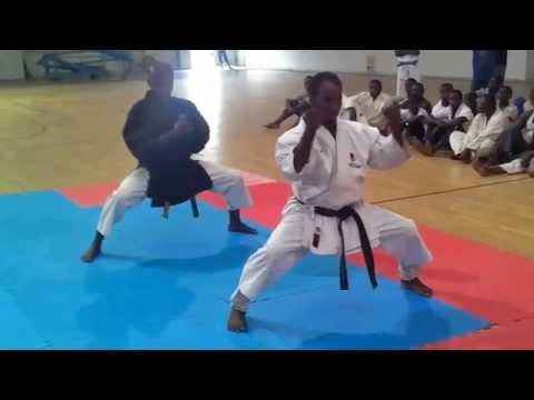 Karaté Angola Gankaku, SENSEY LEY  multi uso Cabinda