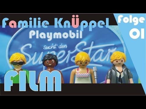 DSDS Junge mit Talent bei Dieter Teil 1 Playmobil Film deutsch / Kinderfilm / Kinderserie