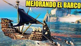 MAELSTROM - SUBIENDO LEVELS AL BARCO | Gameplay Español