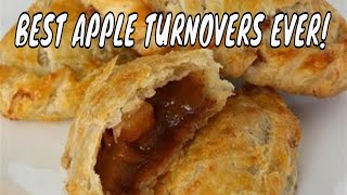 Homemade Apple Turnovers or Apple Hand Pies