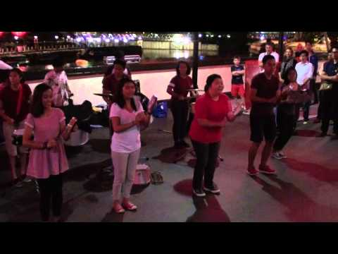 Beats Mayhem @ Clark Quay Read Bridge Part 2