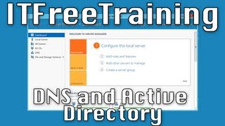 DNS and Active Directory
