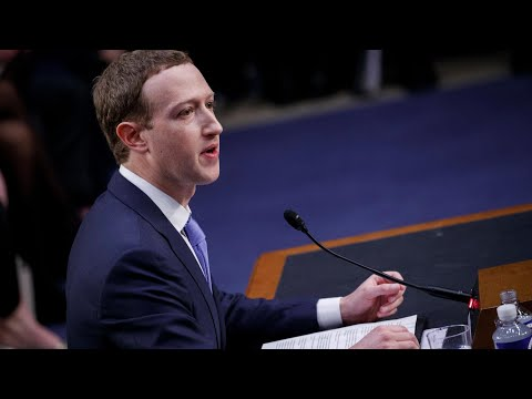 Zuckerberg tells Congress: 'It was my mistake, and I'm sorry' for data misuse