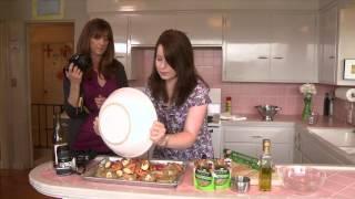 Cook It Forward: Episode 2 - Herbes De Provence Roasted Chicken & Potatoes