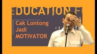 Cak Lontong  Jadi Motivator  |  1 Jam Lebih Ngocok Perut
