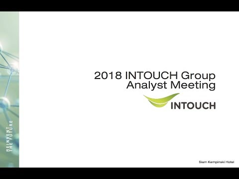 2018 INTOUCH Group Analyst Meeting
