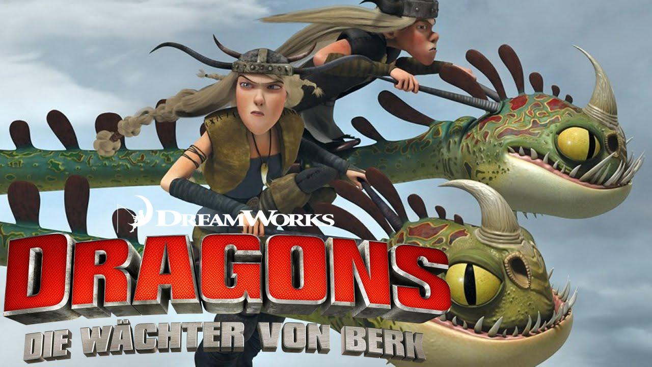 dragons die w chter von berk raffnuss die drachenz hmerin trailer folge 17 youtube. Black Bedroom Furniture Sets. Home Design Ideas