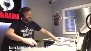 Iain Lee Interviews Danny Baker on www.talkradio.co.uk