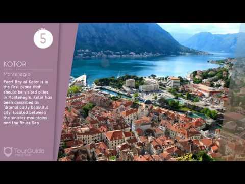 Balkan Cities To Visit : Dubrovnik, Kotor, Zagreb...
