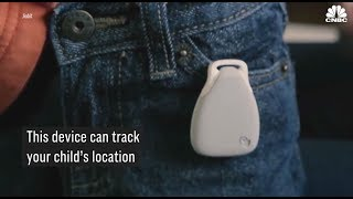 CNBC: The Jiobit Can Track Your Child Or Pet Even If They Are In Another Country