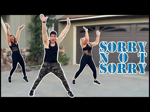 Demi Lovato - Sorry Not Sorry | The Fitness Marshall | Cardio Concert