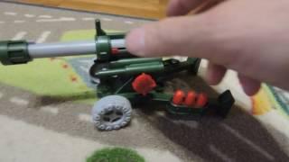 33 Солдатики і гармата