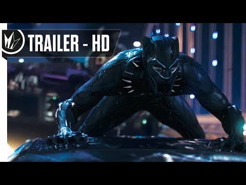 Black Panther Official Teaser Trailer (2018) Chadwick Boseman, Lupita Nyong'o -- Regal Cinemas [HD]