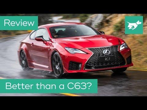 Lexus RC F 2020 review