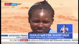 Isiolo Water Shortage: Residents of Oldonyiro facing crisis