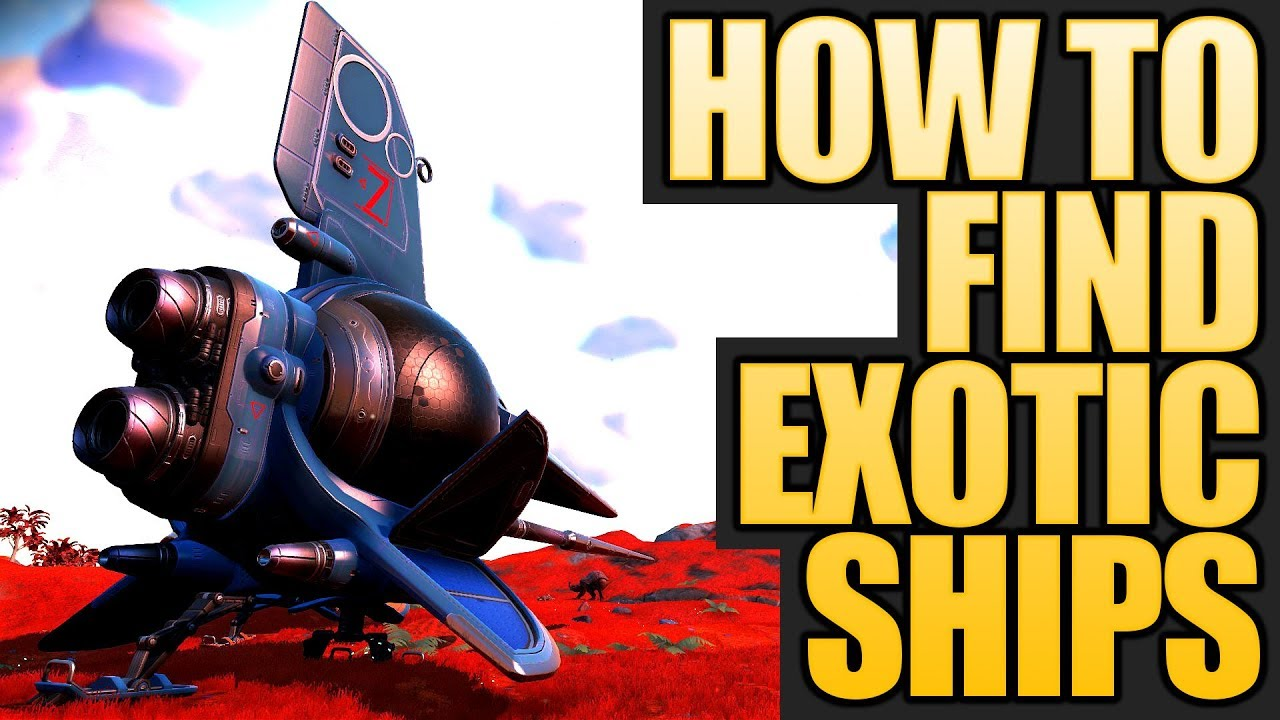 How to find old ship no mans sky