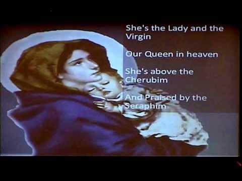 Hail to you, O' Mary (Hymn)