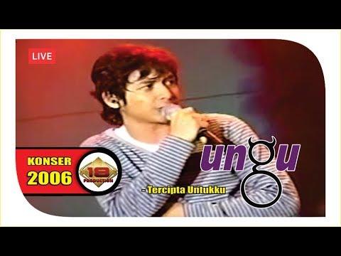 Awass Gagal Fokus..!! Ke Pasha 'UNGU Bawakan lagu - Tercipta Untukmu (Live Konser Yogyakarta 2006)