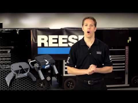 Brad Keselowki Talks about Reese® Hitches