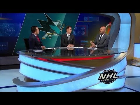 NHL Tonight:  San Jose Sharks:  Sharks going all in for 2018-19 season  Sep 30,  2018