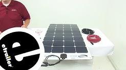 etrailer   Go Power RV Solar Panels - Roof Mounted Solar Kit - 34272630 Review