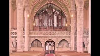 Baroque Music on Romantic Organs - Johann Pachelbel: Magnificat-Fugue primi toni No. I in d