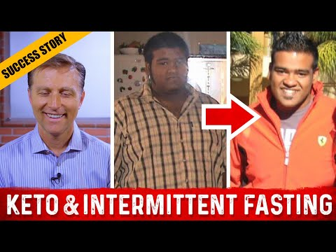 Before & After Keto & Intermittent Fasting: Dr. Berg skypes Prenny Abraham