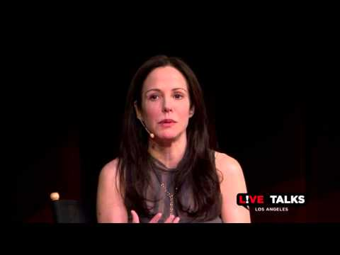 MaryLouise Parker in conversation with Mary Karr