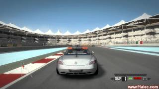 Drive the Safety Car in F1 2012 Demo! Simple File Change Mod / Hack