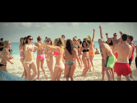 Campus Vacations - Spring Break - Toltec Music Festival - Cancun