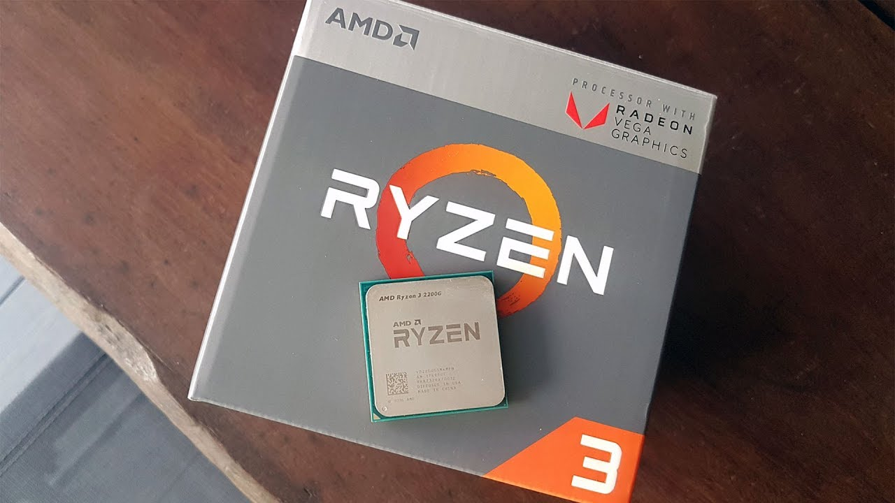 Amd Ryzen 3 2200g With Radeon Vega 8 Graphics Review Tech Arp