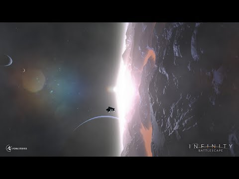 Infinity: Battlescape - Prototype за месяц до SteamEA