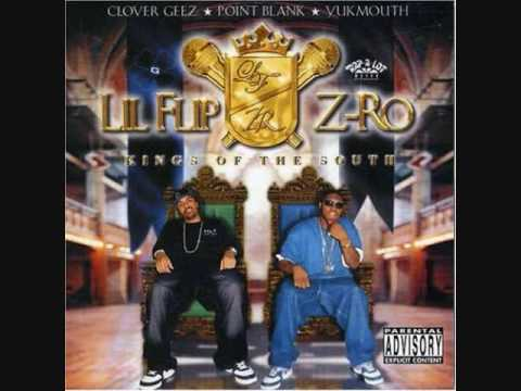 Lil' Flip & Z Ro - Kings Of The South