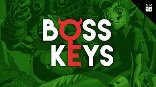 the legend of zelda majora s mask s dungeon design   boss keys