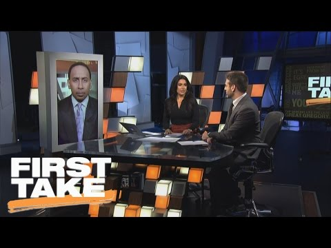 Does Brandon Marshall Elevate New York Giants As Super Bowl Contenders? | First Take