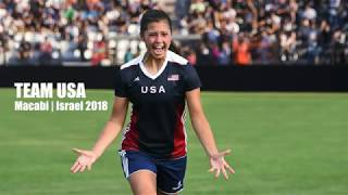 MAYA PELLEGRINI | College Soccer Recruiting Highlight Video | Class of 2021 - Video 1