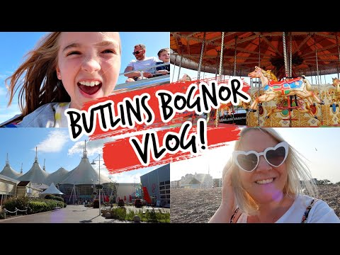 BUTLINS BOGNOR VLOG   Holiday Day In The Life!