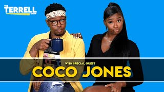 What REALLY Happened to COCO JONES? TEA and VOCALS...iconic