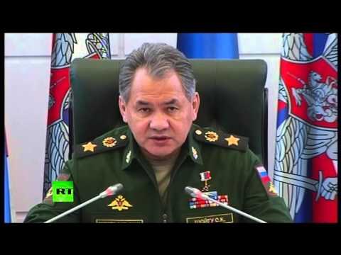 Сергей Шойгу: На авиабазу Хмеймим в Сирии будет переброшен ЗРК С-400