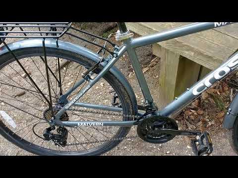 Hybrid Bike Malvern By Cross From Argos