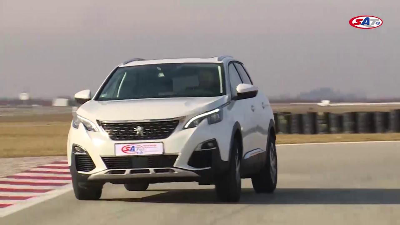Peugeot 3008 – Road test by SAT TV Show
