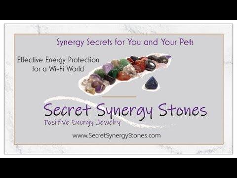 Secret Synergy Stones - Energy Stones, Emf Protection
