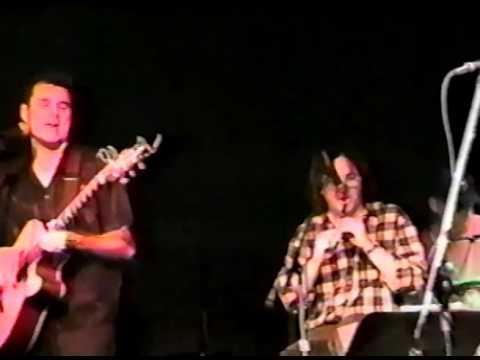 Blue Healer (Raphaels) Live - First Show Ever - Douglas Corner Cafe, Nashville, 1998