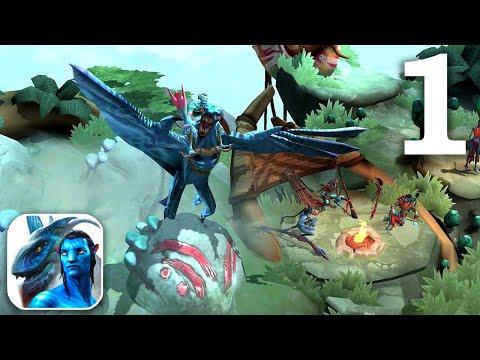 Avatar: Pandora Rising Gameplay Walkthrough (Android, IOS) - Part 1